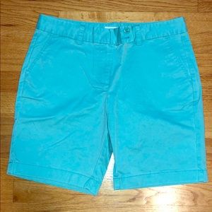 Vineyard Vines - Teal bermuda shorts